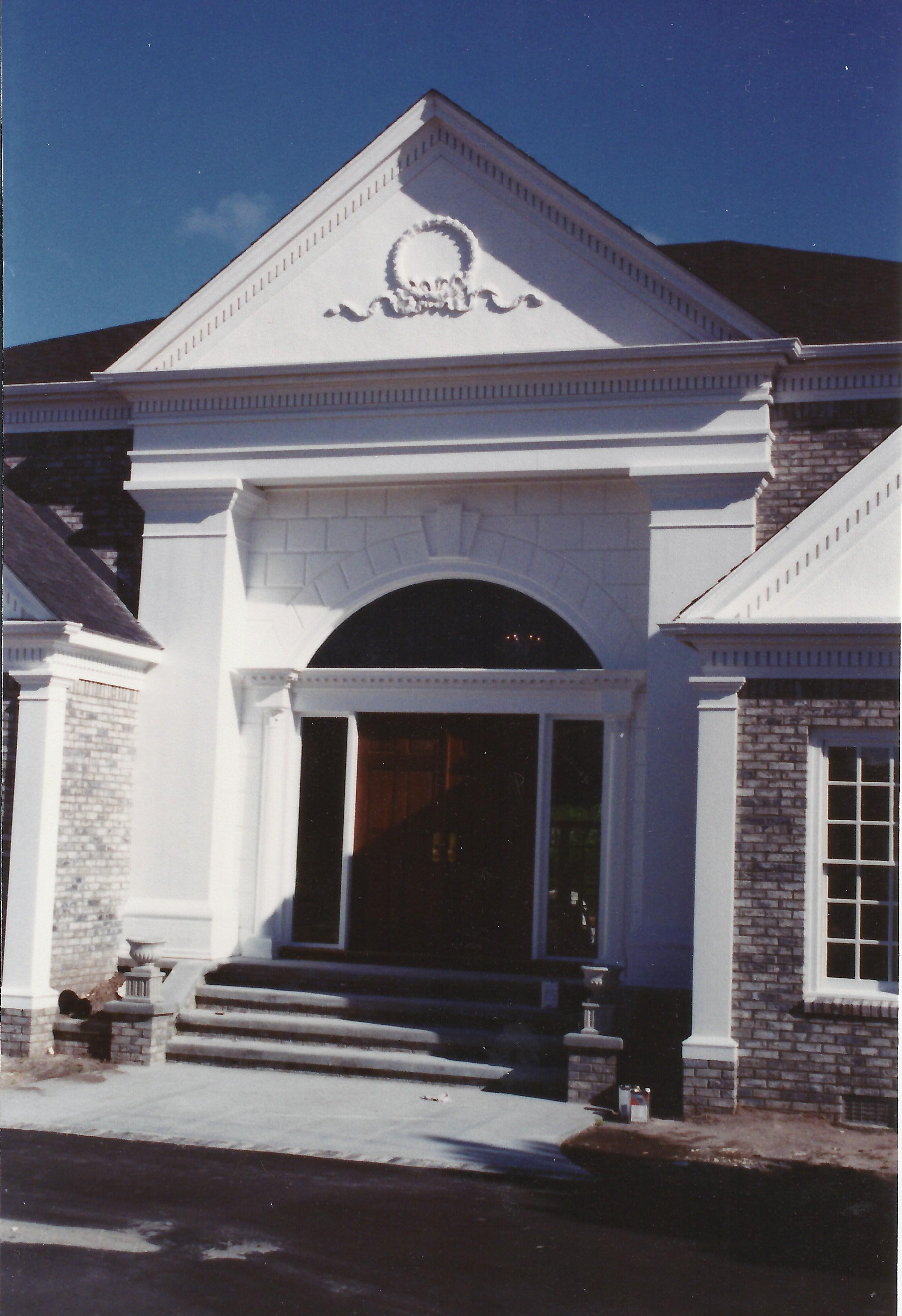Architectural Millwork And Mouldings : Doors and entrances driwood