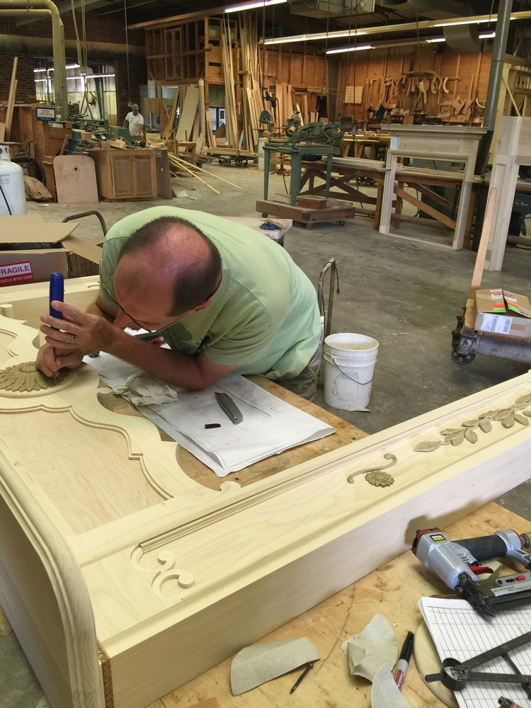 Careful work makes the perfect custom millwork project distinctive