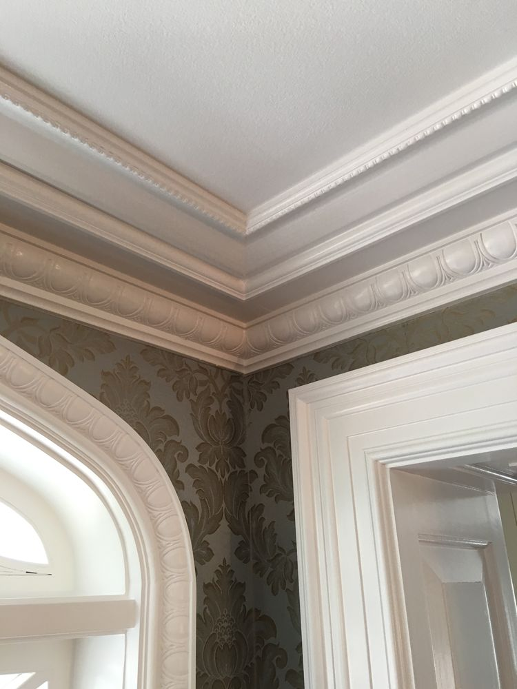 Driwood supplied moldings